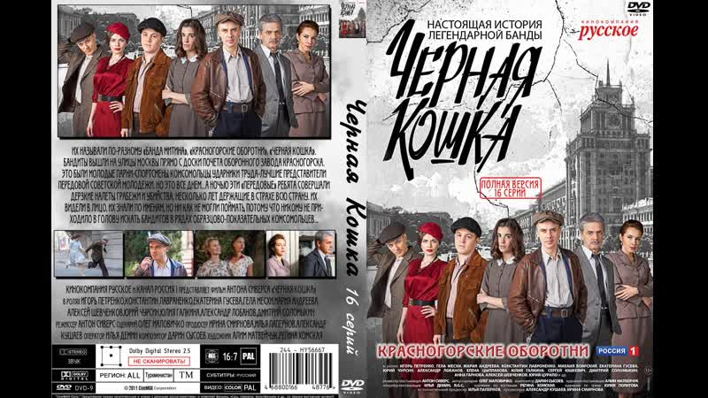 Черная кошка 1 сезон 1-2-3-4-5-6-7-8-9-10-11-12-13-14-15-16 серия (2016) Драма Криминал