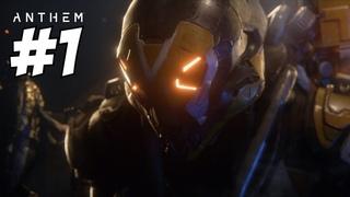 New Anthem Gameplay Developer Walkthrough Part 1 AMA Update