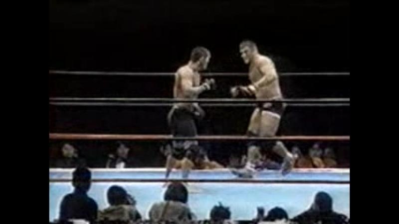 09 Dan Henderson vs. Renato Sobral [Rings King of Kings 1999 Final]