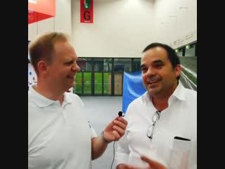 Генеральный директор FLEX-Elektrowerkzeuge @ flex_tools Кристиан Нойнер дал нам короткое интервью и рассказал о секрете счастья