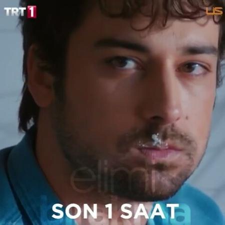 """TRT 1 on Instagram Muhteşem bir bölüme hazır mısınız ElimiBırakma için son 1 saat """""""