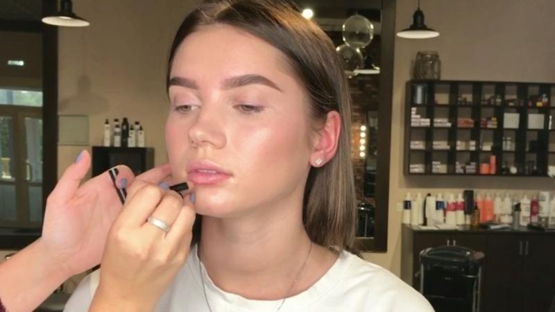 Оформление бровей или БровиЭкспресс макияж макияж