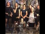 Дефиле-презентация Натальи Хорват под песню Лены Сябро Райская Птица
