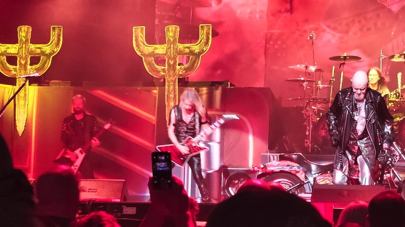 Metal Gods feat Tipton Judas Priest Centre Vidéotron