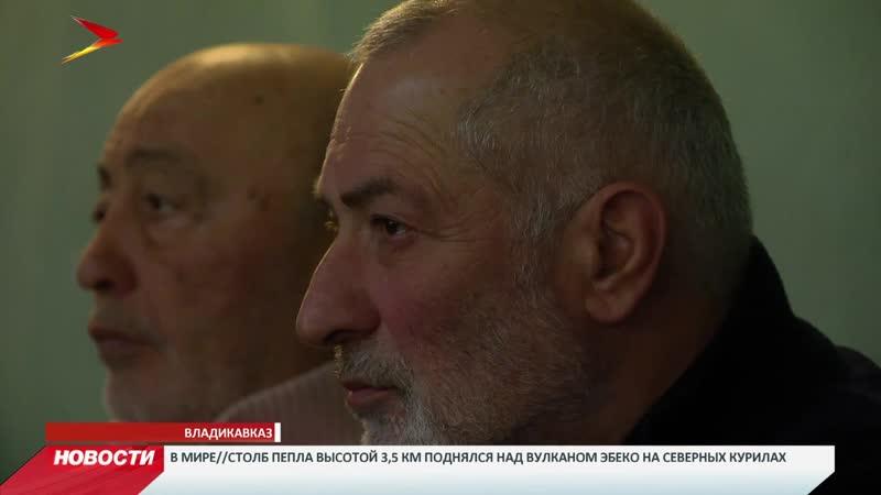 Во Владикавказе состоялась премьера документального фильма о Виталии Калоеве