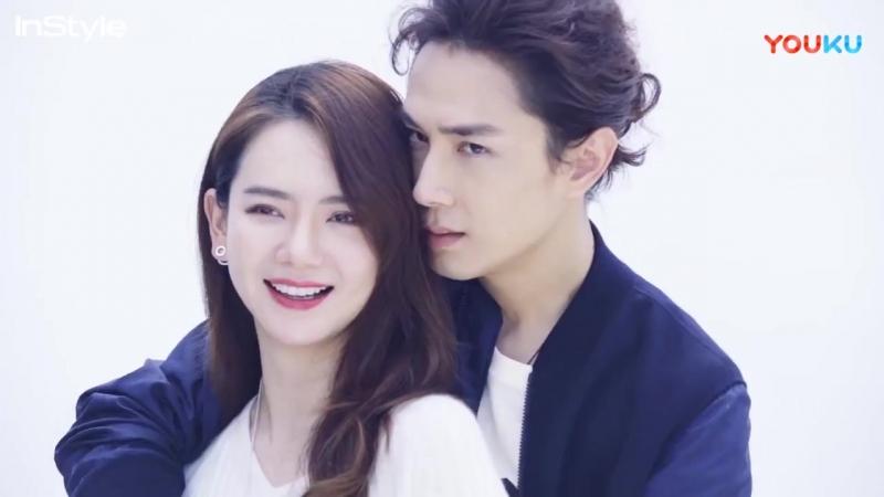 Натан Ли и Ци Вэй для In Style China (август 2018)