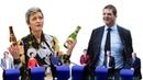 Tweets of the Week: Spitzenkandidaten debate, Robbins in Brussels, Vestager and Beer