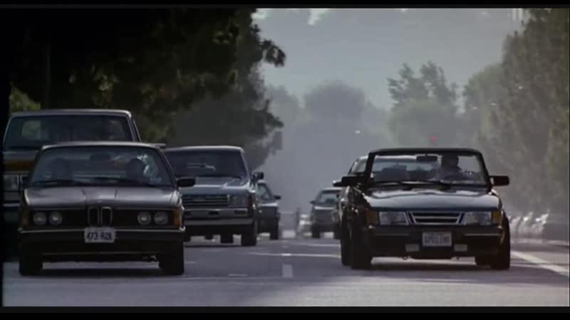 BMW 7-Series (E23) - Reality Bites (отрывок из фильма)