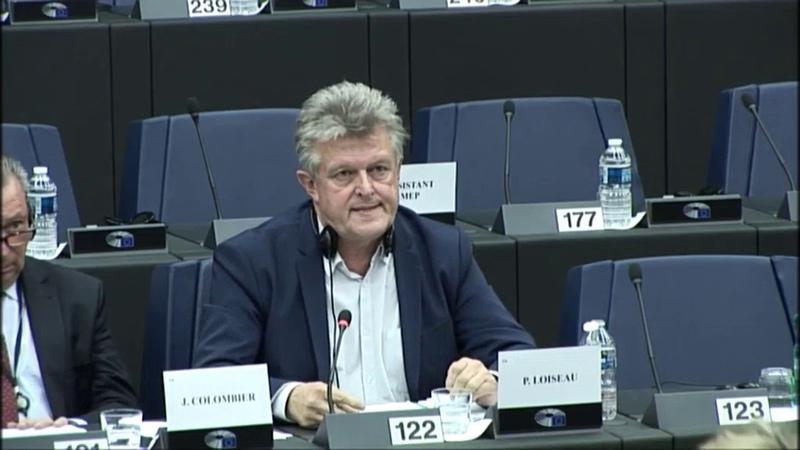 Philippe Loiseau sur les difficultés du secteur du sucre de betterave