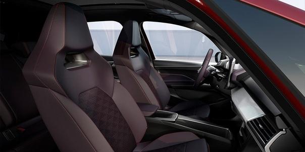 Подробнее :Seat представил электрический хэтчбек el-Born.