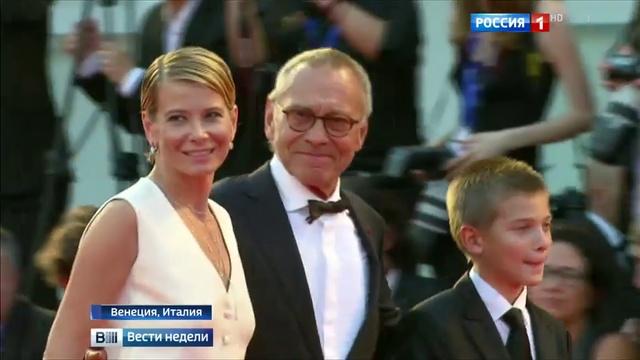 Кончаловский получил приз Веницианского кинофестиваля за лучшую ре