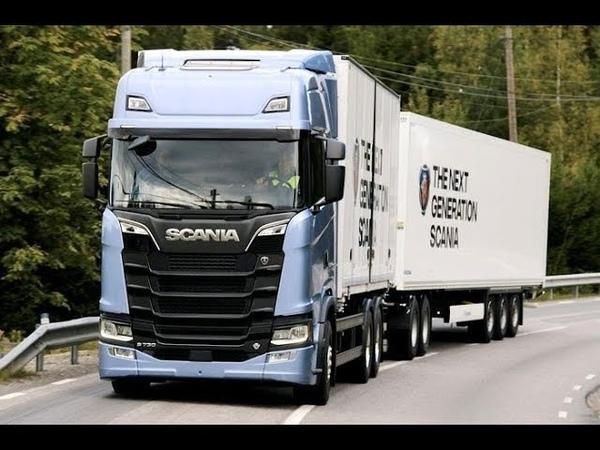 Euro Truck Simulator 2.Берн-Оснобрюк. Рейс8