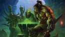 История Громмаша Адского Крика часть 1 Warcraft Вирмвуд
