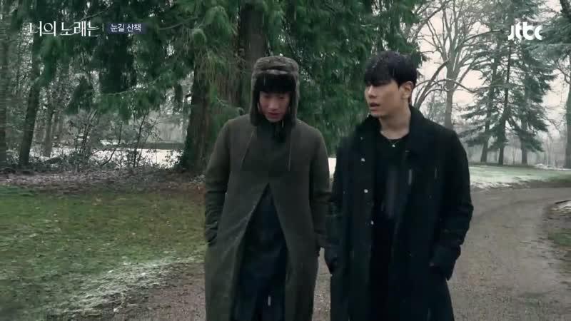 박효신(Park hyo shin)이 밝히는 〈비긴어게인2〉 비하인드 까일() 줄 몰랐어. 너의 노래는(Your Song) 4회