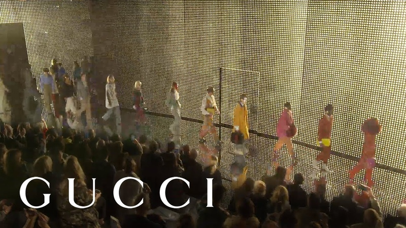 Gucci Fall Winter 2019 Fashion Show
