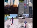 Человек-паук на всех платформах!