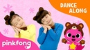 Teddy Bear-Teddy Bear Teddy Bear Turn Around Dance Along Pinkfong Songs for Children