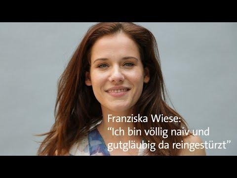 Franziska Wiese über große Lebensentscheidungen