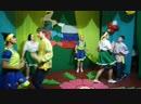 Танец от группы Вдохновение В роще пел соловушка