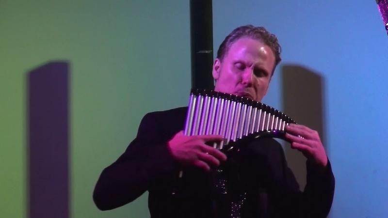 Adagio, aus BWV 974 - Bach/Marcello - Sebastian Pachel und Tobias Schössler - Panflöte und Klavier