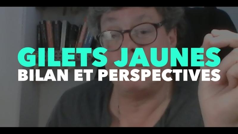 Francis Cousin Gilets Jaunes - Bilan et perspectives - Avril 2019