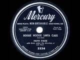 1950 Patti Page - Boogie Woogie Santa Claus