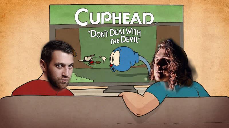 Cuphead Teabagging - Макание чайного пакетика