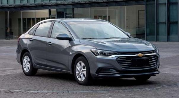 Chevrolet Monza: новый седан, который окажется дешевле Cruze. В Сети появились официальные изображения новой «четырехдверки» американской марки. Ожидается, что модель предложат с двумя моторами.