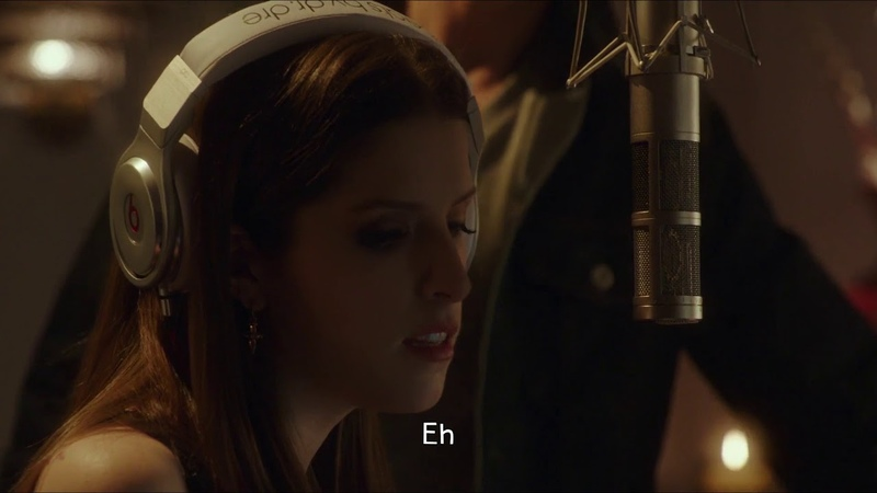 Pitch Perfect 3 - Beca plays around with loops Scene (Freedom! 90 Melody) 1080pHD