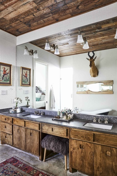 делая ремонт в ванной комнате, многие забывают, что всё вокруг должно быть не только функциональным, но и стильным мы нашли несколько идей для вашего