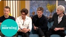 The Vamps Are Back! | This Morning