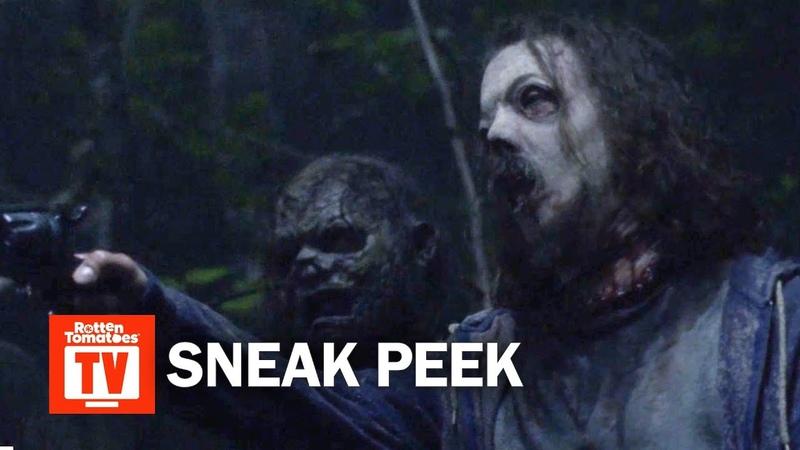 The Walking Dead S09E15 Exclusive Sneak Peek   'I Won't Ask Twice'   Rotten Tomatoes TV