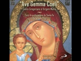 Canto Gregoriano a Vierge Marie -