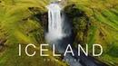 Iceland from above / Исландия с высоты (2018)