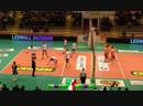 Топ Волей Латина - Равена. 21-й тур Чемпионата Италии по волейболу. Серия А1. Мужчины. 17.02.19