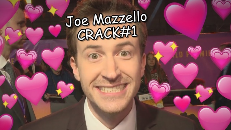 Joe Mazzello CRACK1│ LOTSA SCREAMING