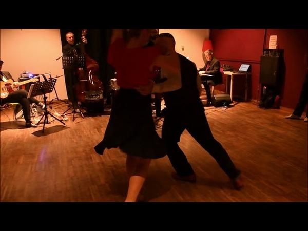 Balboa demo - Natasha Devyatkina Olivier Harouard - Torino 2018