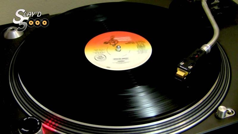 Slick - Space Bass (Disco Mix) (Slayd5000)
