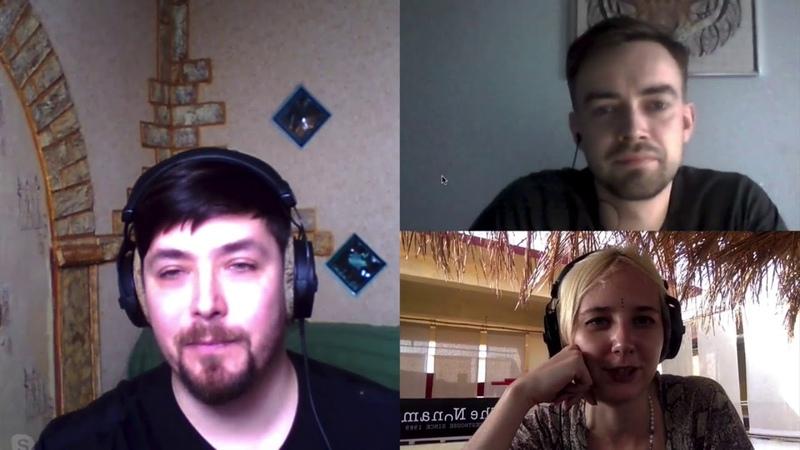 Женя Geogenik и Дима Стельмахов о создании лейбла ответы на вопросы