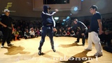 JINJO CREW vs RED BULL BC ONE ALL STARS FINAL BREAK SIDE FULL THROTTLE 10th ANNIV.
