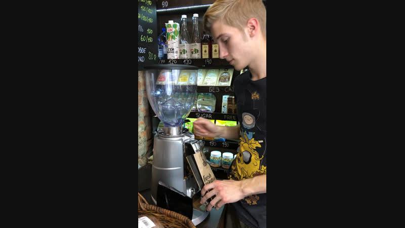 Новая кофемолка. Часть 3