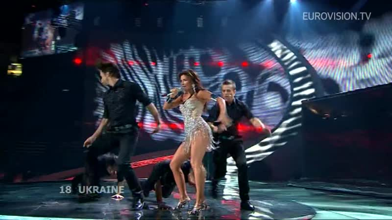 Ani Lorak Shady Lady Ukraine 2008 Eurovision Song Contest Ани Лорак