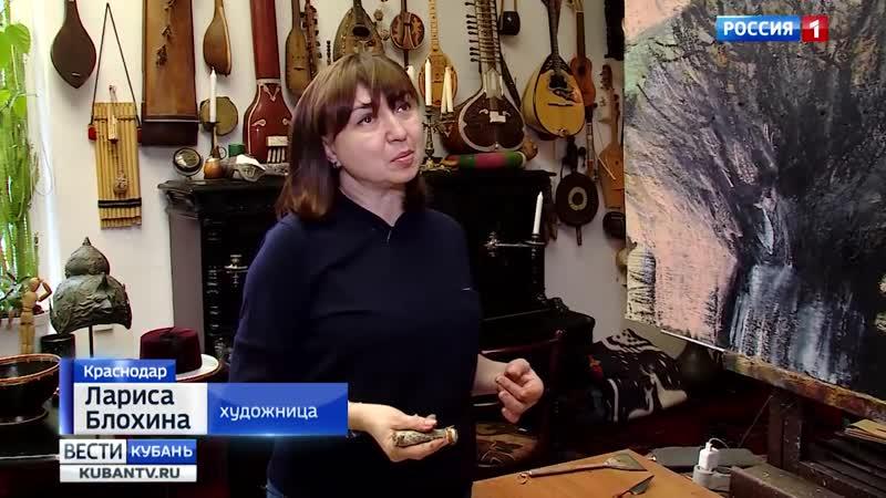 Жизнь широкими мазками_ чем живет семья художников Блохиных в Краснодаре
