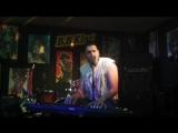 Валерий Индеец Сеткин в Московском Доме Блюза B.B.King 1