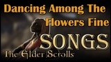 ESO Songs Elsweyr - Dancing Among the Flowers Fine