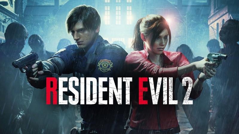 Resident Evil 2 - Засос ПРОХОЖДЕНИЕ Часть 4
