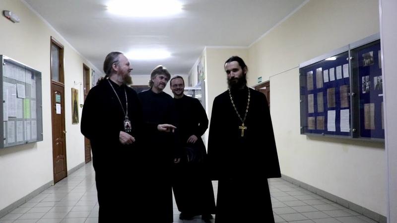 Вечер с Паисием. Царицынский православный университет.