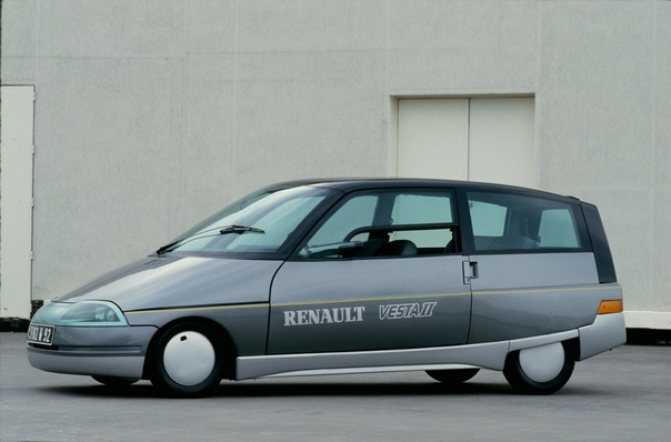 Вехи истории: 1987 Renault Vesta II В 1980 году году Министерство промышленности Франции, осознавая, что углеводороды с годами будут только дорожать, предложило ведущим автопроизводителям страны