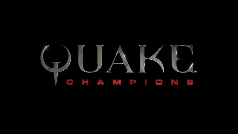 Quake Champions Soundtrack(Leading Versions/Victory/Defeat)