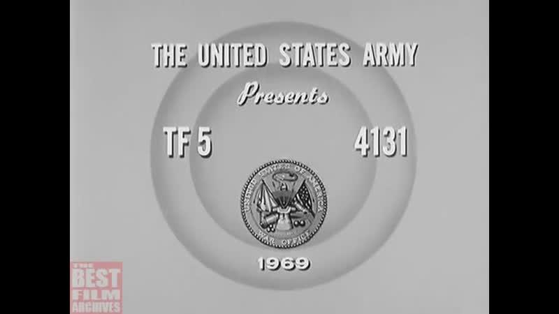 Tunnel Destruction 1969 US Army Training Film